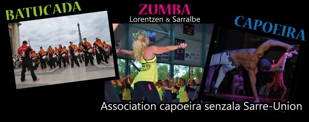 zumba lorentzen sarralbe - capoeira sarre union -