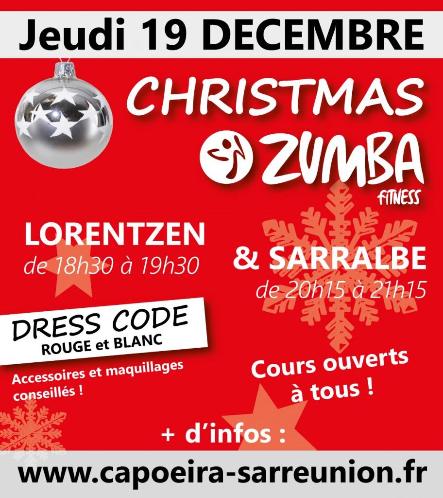 Christmas Zumba Lorentzen et sarralbe