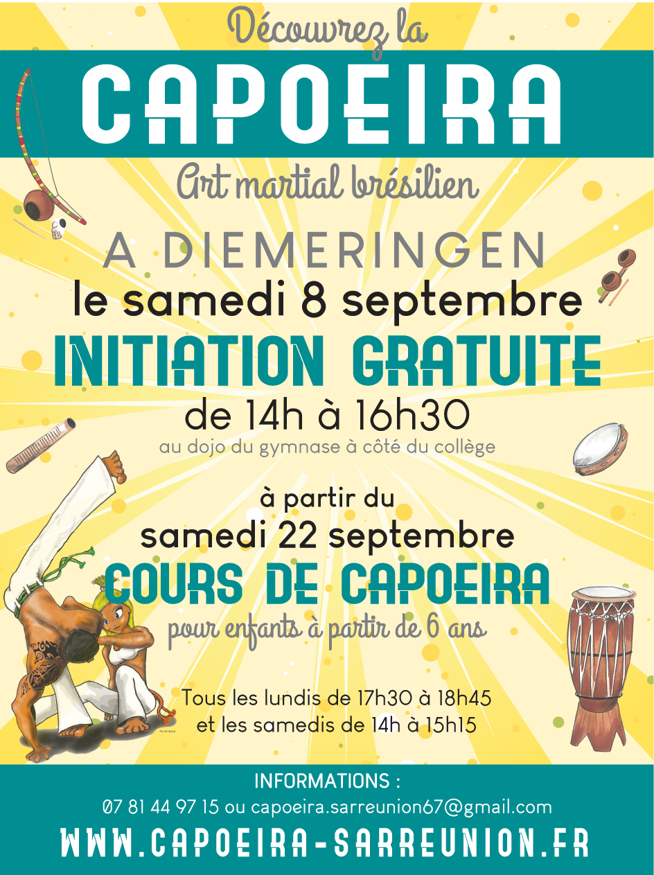 Capoeira diemeringen